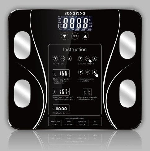 ***Members Only*** Beausthetics Body Fat Scale & Health Analysis