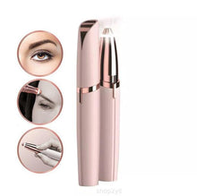 Load image into Gallery viewer, Beausthetics Electric Eyebrow Trimmer