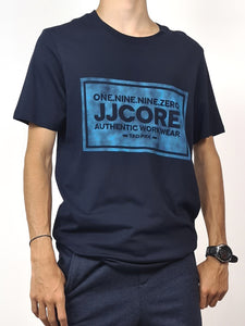 J&J Tee shirt captain, coloris marine