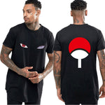 Load image into Gallery viewer, T Shirt Naruto Uchiha Clan - popxstore