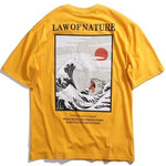 Load image into Gallery viewer, T-Shirt Law Of Nature - popxstore