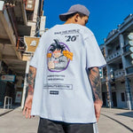 Load image into Gallery viewer, T-shirt DBZ - popxstore
