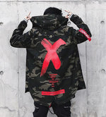 Load image into Gallery viewer, Jacket Camo Tech X - popxstore