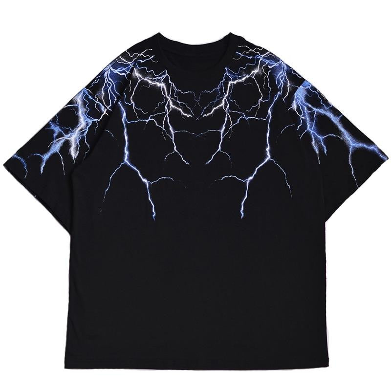 T-Shirt Electric - popxstore