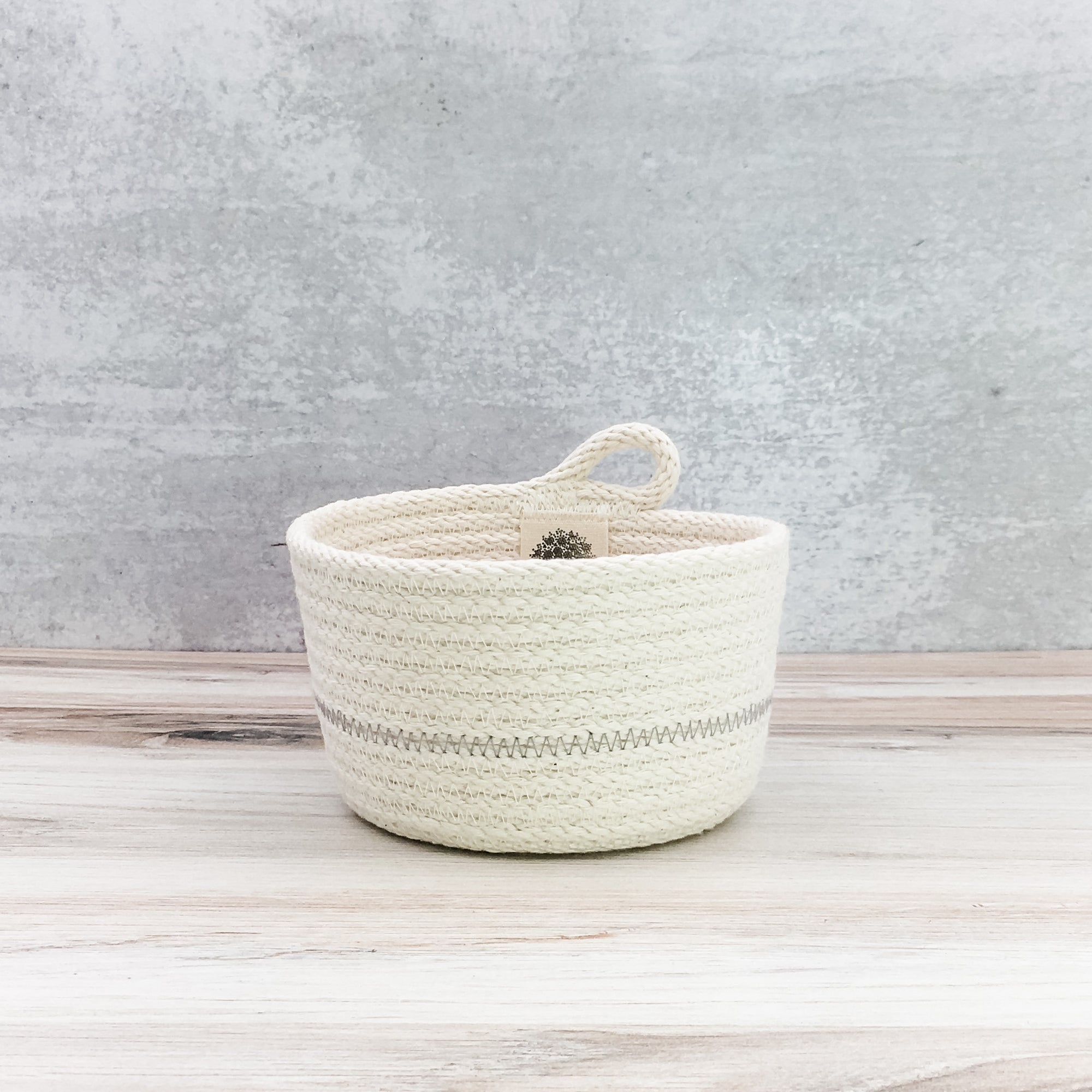 Mini Planter (gray)