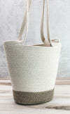 Long-handled tote