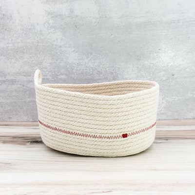 Bread basket (red)