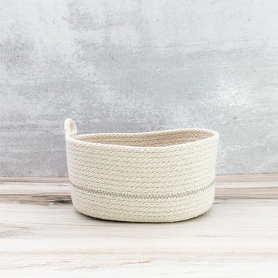 Bread basket (gray)