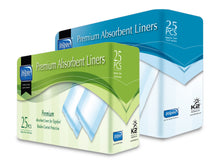 Load image into Gallery viewer, Inspire Premium Incontinence Panty Liners - 7 X 17 Inches