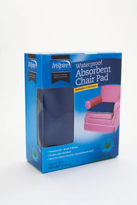 Inspire Absorbent Reusable Chair Pad