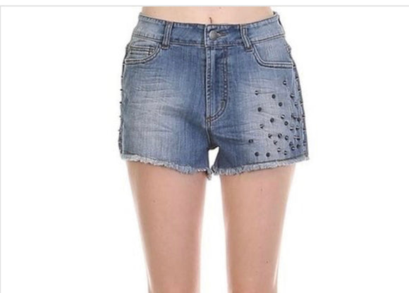 Studded Shorties