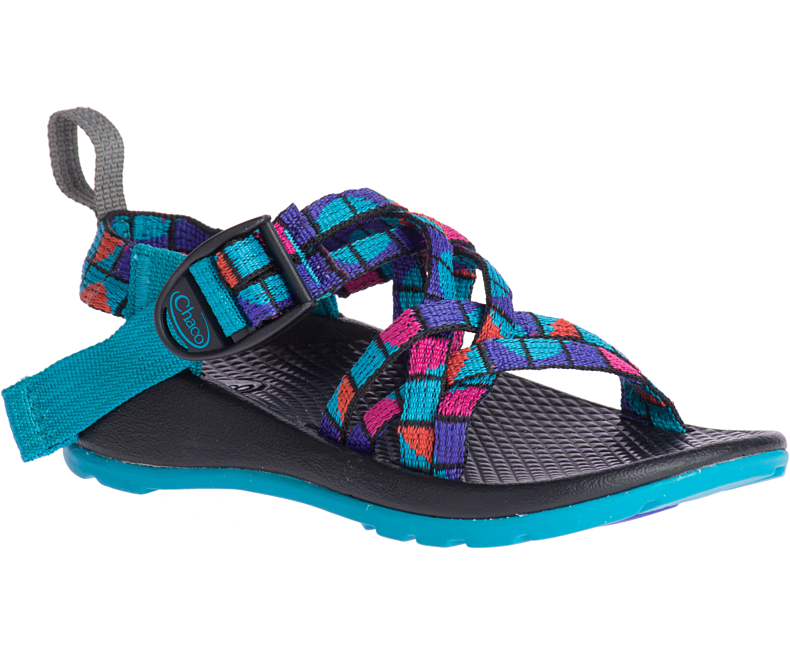 Kids ZX/1 Ecotread Sandals - BREA