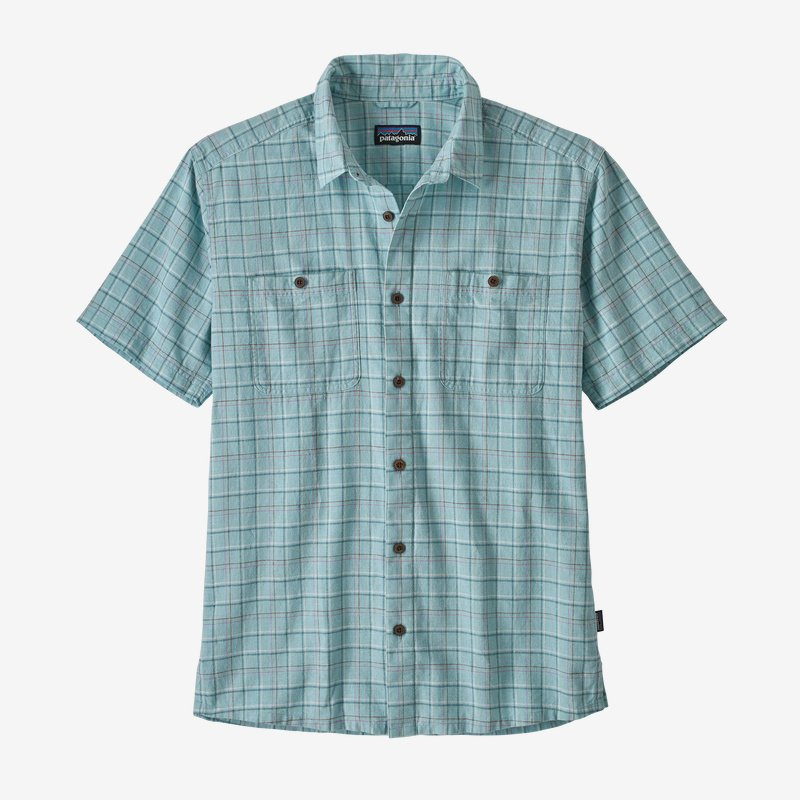 Men's Back Step Shirt - HVBK