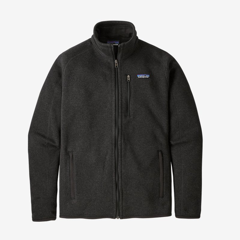 Men's Better Sweater Jacket - BLK