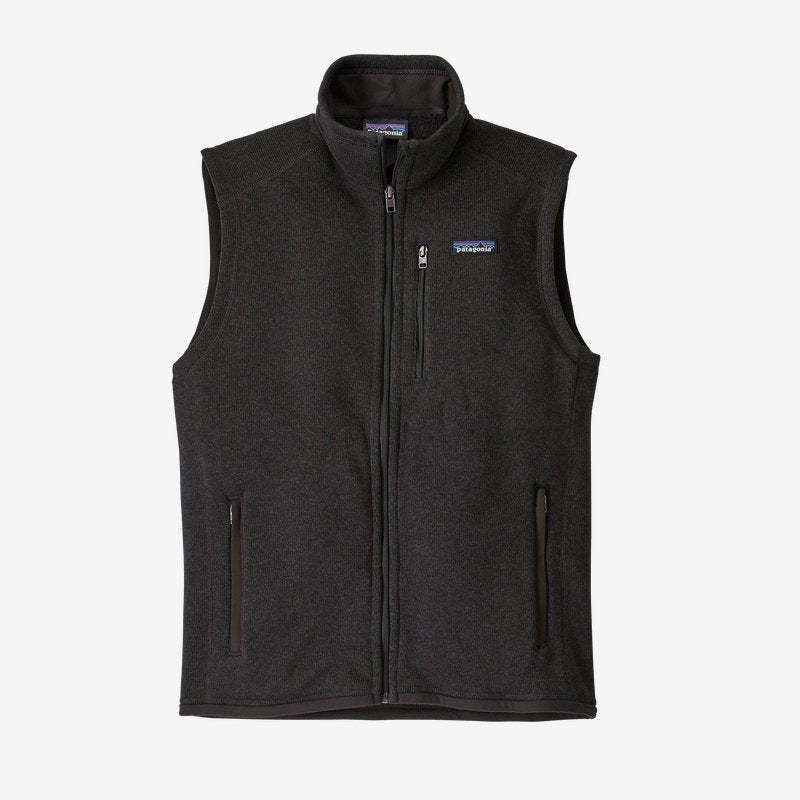 Men's Better Sweater Vest - BLK