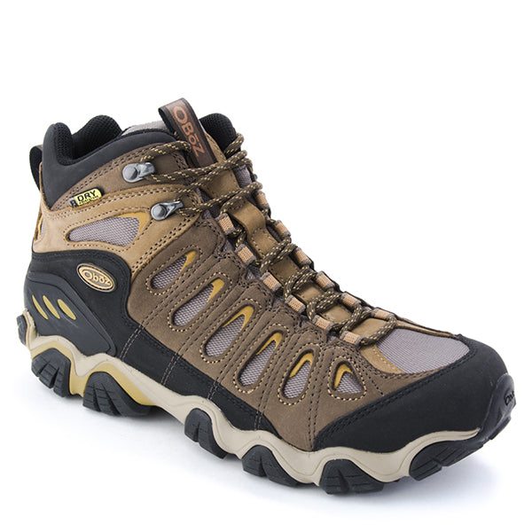 Men's Sawtooth Mid Shoes - OLIV
