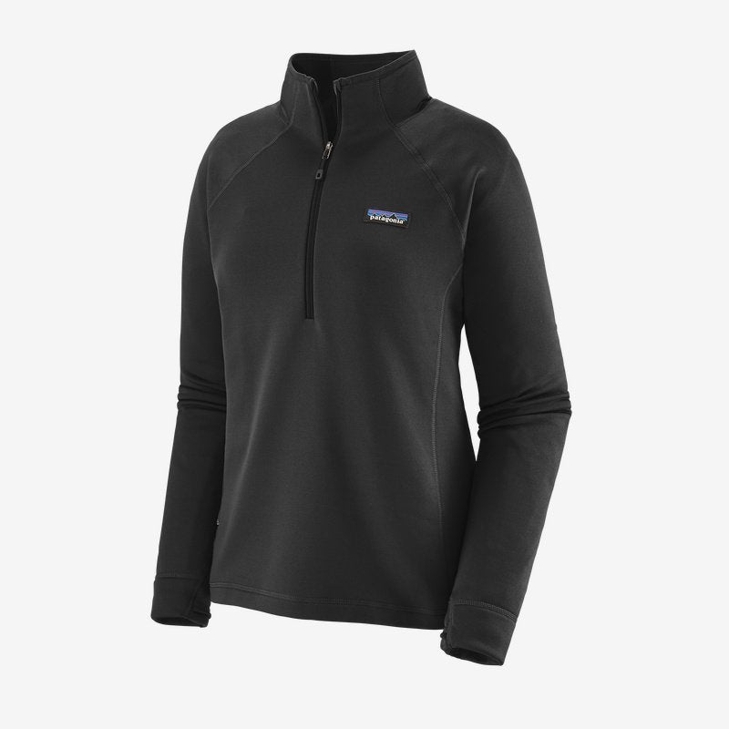 Women's Crosstrek 1/4 Zip - BLK