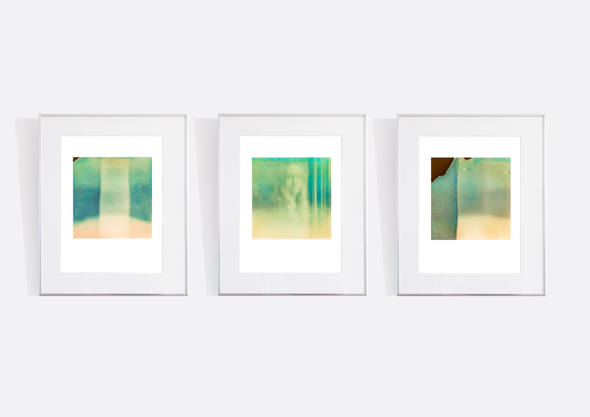 P O L A R O I D | Series of 3- Photography print