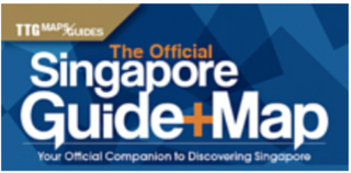 Singapore Guide Map