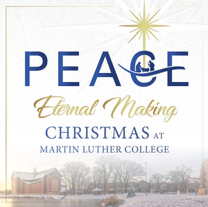 2018 - Peace Eternal Making (physical CD)