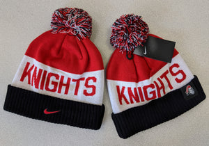 Classic Striped Beanie by Nike