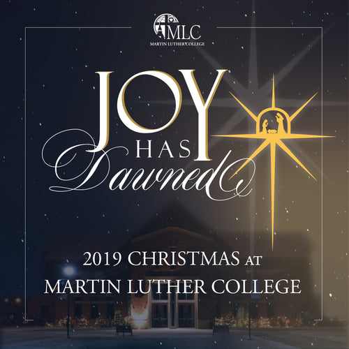2019 - Joy Has Dawned - (digital download)
