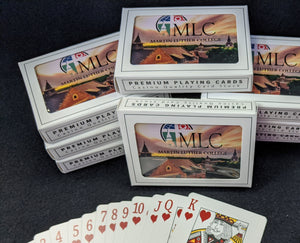 Light of MLC Playing Cards