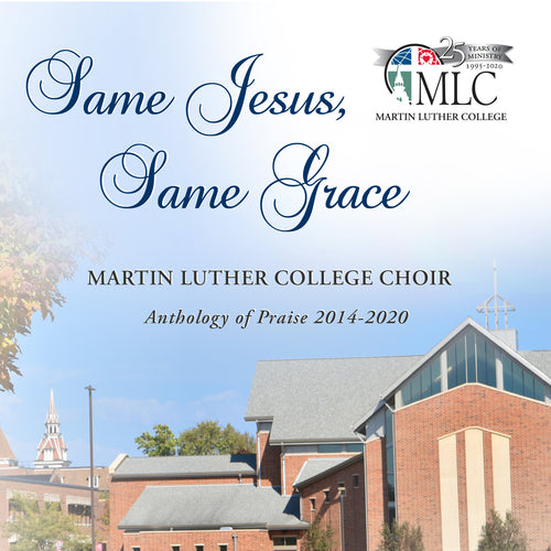 Same Jesus, Same Grace - (digital download)