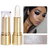 3 Colors Concealer Bronzers Highlighters 3 pcs Shimmer Natural Glow / Stick Makeup Cosmetic