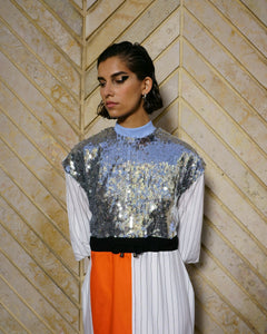 COLORBLOCK - Roni Helou, Roni Helou, Helou Roni, Beirut, Lebanon, Dubai, Middle East, Fashion Trust Arabia, ready-to-wear, fashion design