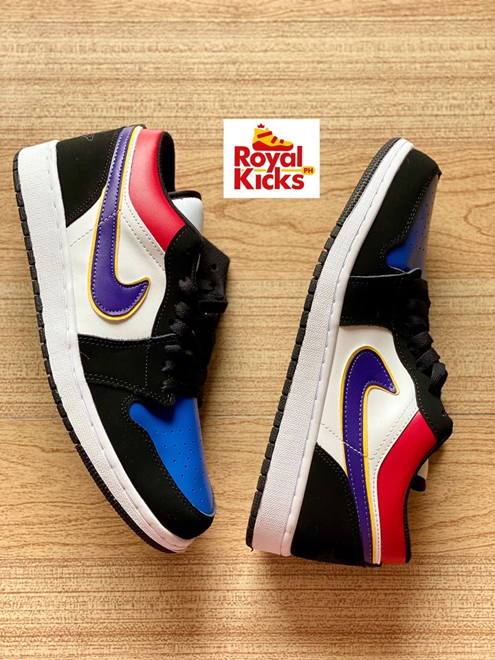 "Air Jordan 1 Low ""Lakers"""