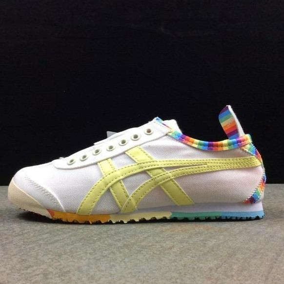 ONITSUKA TIGER MEXICO 66 [SLIP ON - RAINBOW]