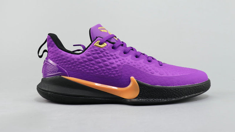 Kobe Mamba Focus Mens Purple/Black-Metallic Gold