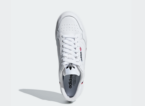 Adidas CONTINENTAL 80 SHOES [Mens & Wmens]