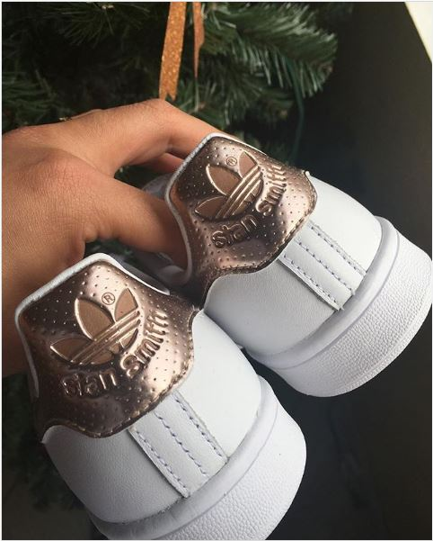"Adidas Stan Smith ""Rosegold"""
