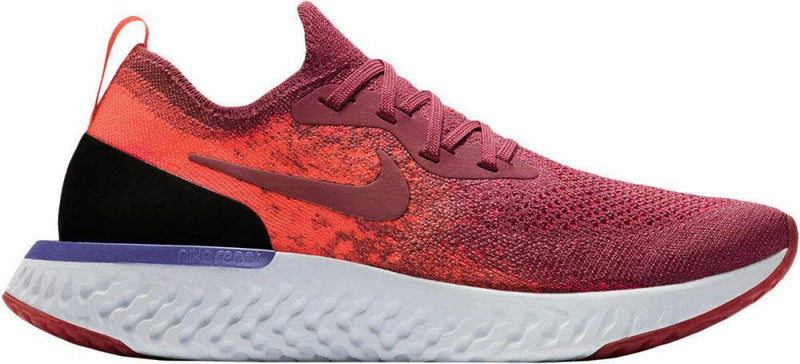 "Nike Epic React Flyknit Fabric Low  ""Purple"" Womens"