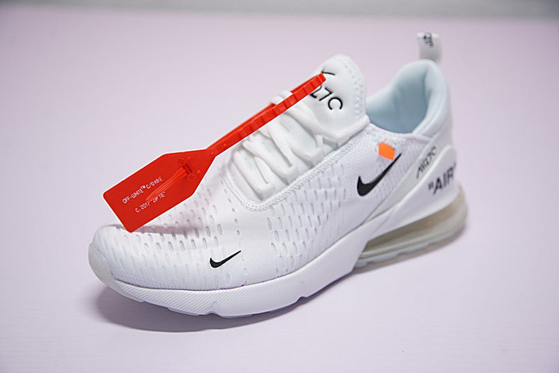 "OFF White Airmax 270 ""White"" Womens"