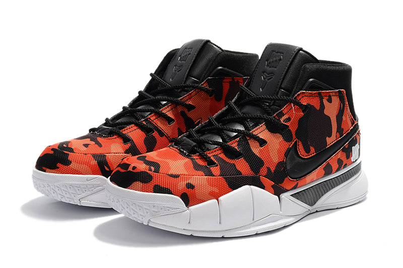 Nike Kobe 1 Protro Undefeated Orange Camo (Phoenix)