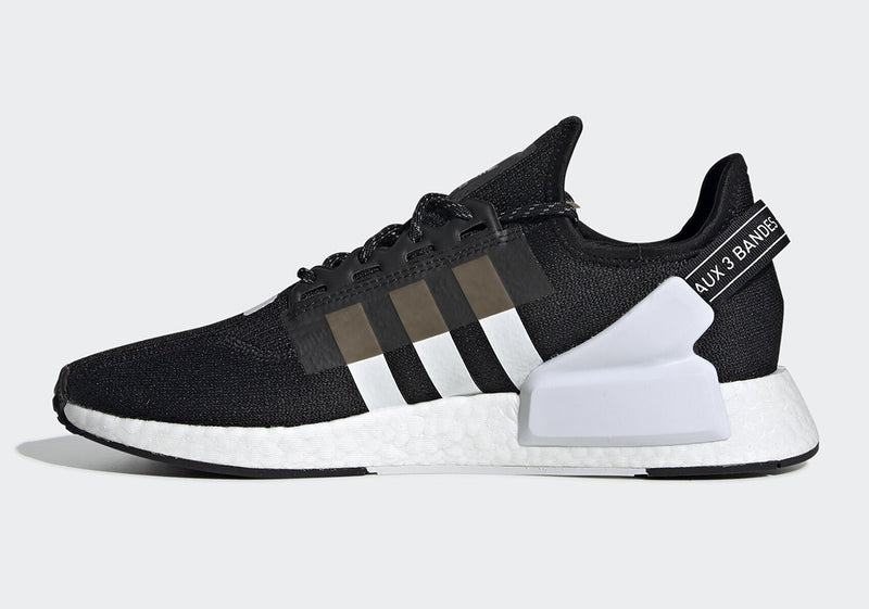 Adidas NMD R1 V2 Classic Black And White [Unisex]