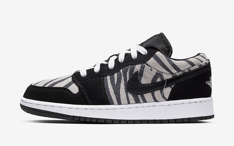 Air Jordan 1 Low 'Zebra' Men Shoes
