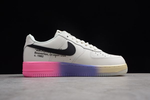Airforce 1 x Off - White