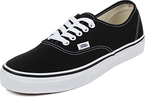 Vans black and white classic