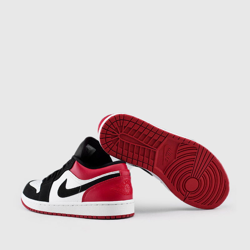 "Air Jordan 1 low ""Blacktoe"" Men's"