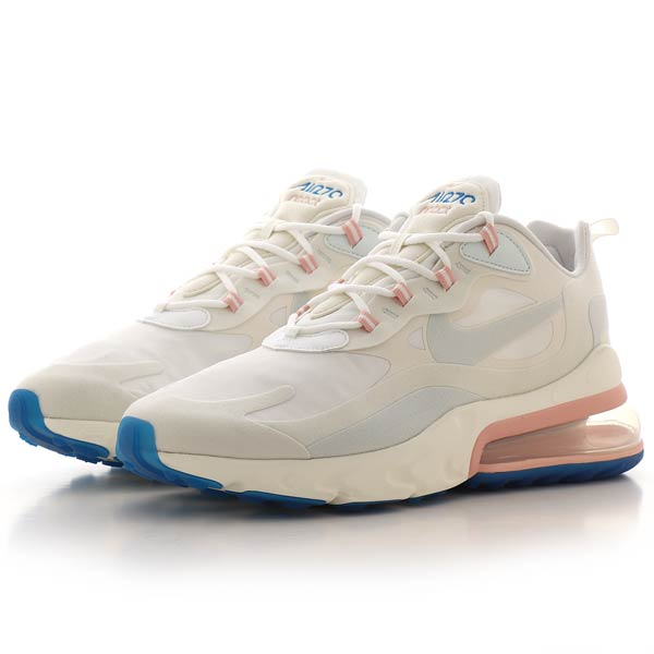 "Nike Airmax React ""SUMMIT WEISS/GHOST AQUA-PHANTOM"""