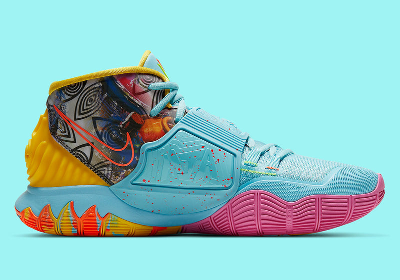 "Nike Kyrie 6 Preheat Collection ""Miami"""