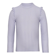 Load image into Gallery viewer, UV Swim Shirt Lucy Lavender Striped