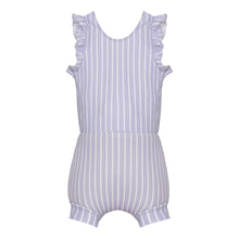Load image into Gallery viewer, Neo Swimsuit Lucy Lavender Striped