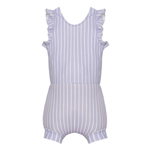 Neo Swimsuit Lucy Lavender Striped