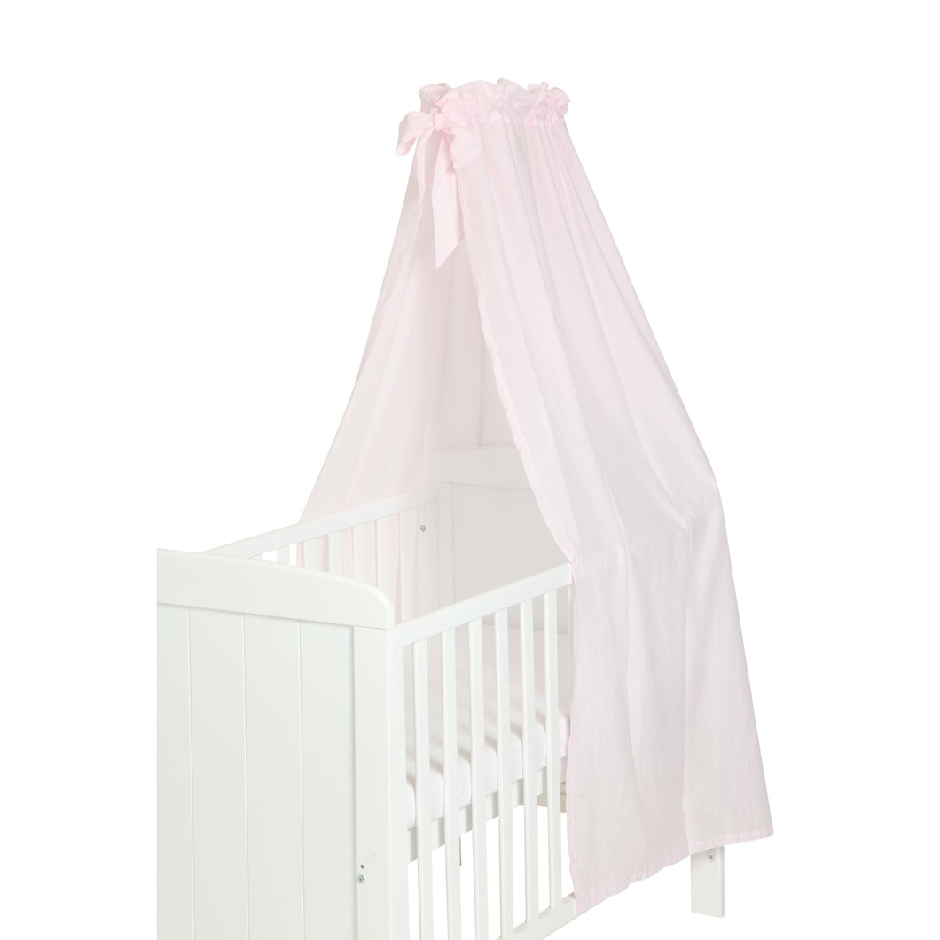 Canopy Cot Rose