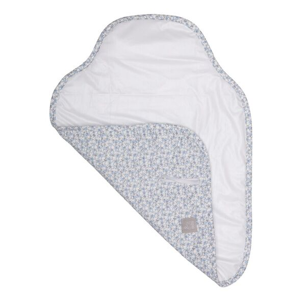 Changing Pad Little Teddy Blue